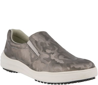 Spring Step Professional Leather Clogs - Waevo-Camo
