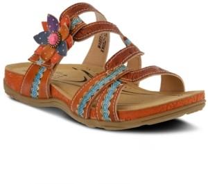 L'Artiste Women's Mabel Slide Sandals Women's Shoes