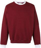 Futur - crew neck sweatshirt - men - Cotton - L