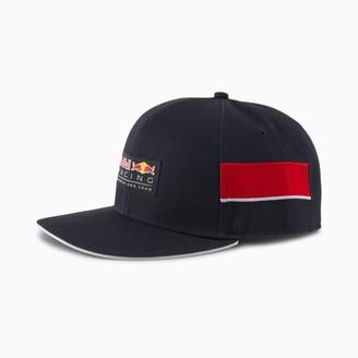 Puma Red Bull Racing Lifestyle Flat Brim Cap