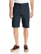 Dickies Men's 11 Inch Regular-Fit Stretch-Twill Work Short