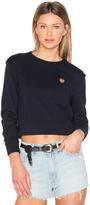 Mother x Miranda Kerr Open Your Heart Sweatshirt