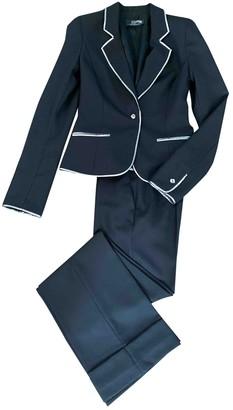 Azzaro Black Wool Jacket for Women