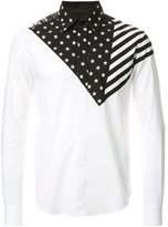 Yoshio Kubo stars and stripes shirt