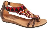 PIKOLINOS 'Alcudia' Beaded Sandal (Women)