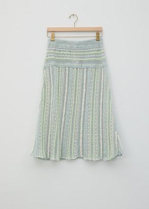Antipast Knit Thread Skirt