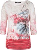 Olsen 3/4 sleeves cotton T-shirt