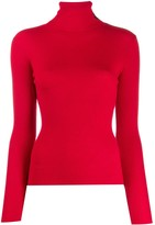 Lala Berlin ribbed turtle neck sweater