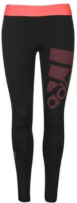 adidas Womens Leg Logo Performance Tights