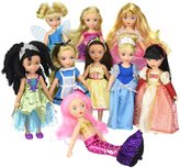 Madame Alexander Travel Friends Princess Doll 9-pack