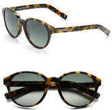 Andrew Marc 52mm Round Sunglasses