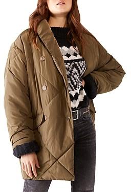 Free People Ella Puffer Jacket