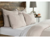 Villa Home Collection Heirloom Linen Duvet Cover