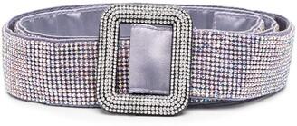 Benedetta Bruzziches Venus stud-embellished belt