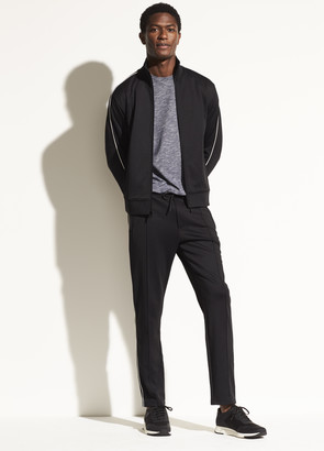 Vince Double Knit Track Pant