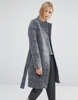 NATIVE YOUTH Wool Dresser Overcoat