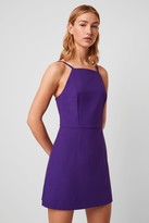 French Connenction Whisper Square Neck Dress