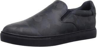 Armani Exchange A|X Men's Low Top Slip On Sneaker