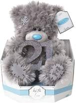 Me To You Tatty Teddy 21st Birthday Bear 23cm