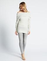 Deshabille Simone Sweater - Oatmeal