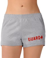 Sporti Guard Women's Thick Knit Jersey Short 25524