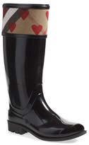 Burberry Women's Crosshill Rain Boot