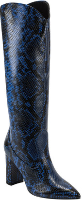 Marc Fisher Uday Leather Boot