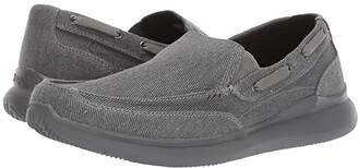 Propet Viasol (Black) Men's Slip on Shoes