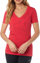 Fox Red Projected V-Neck Tee