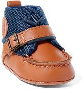 Ralph Lauren Boy Ranger Leather Boot