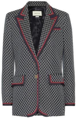 Gucci Cotton blazer