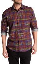 Robert Graham Palazzo Spada Woven Shirt