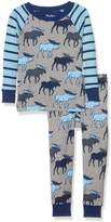 Hatley Pyjama Set - Blue Moose