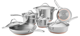 Anolon Nouvelle Cookware Set (11 PC)