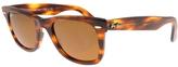 Ray-Ban 2140 Wayfarer Sunglasses Tortoise Shell
