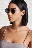 Forever 21 Classic Round Sunglasses