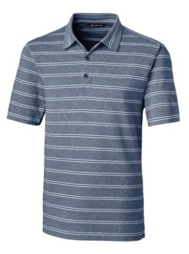 Cutter & Buck Men's Forge Polo Stripe
