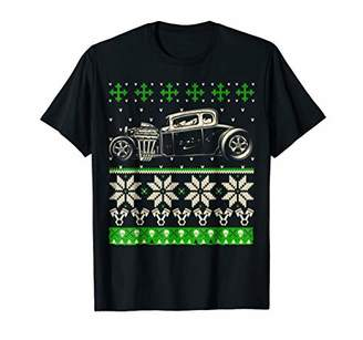 Street Rod Ugly Christmas Sweater t-shirt