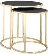 Chic Home Set Of 2 Tuscany Side Tables