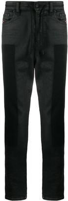 Diesel Tapered Drop-Crotch Jeans