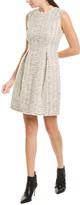 Rebecca Taylor Tweed Sheath Dress