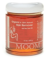 Moom Certified Organic Hair Remover with Tea Tree Oil Refill Jar