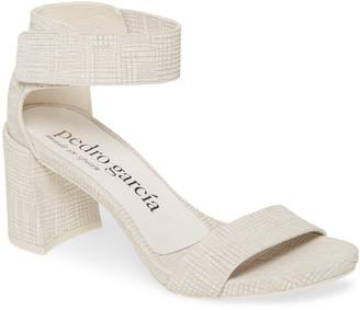 Pedro Garcia Wenna Ankle Cuff Sandal