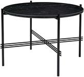 Gubi Marble Gamfratesi TS Side Table Medium - Nero Marquina