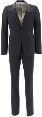 Prada Tailored Tuxedo Suit