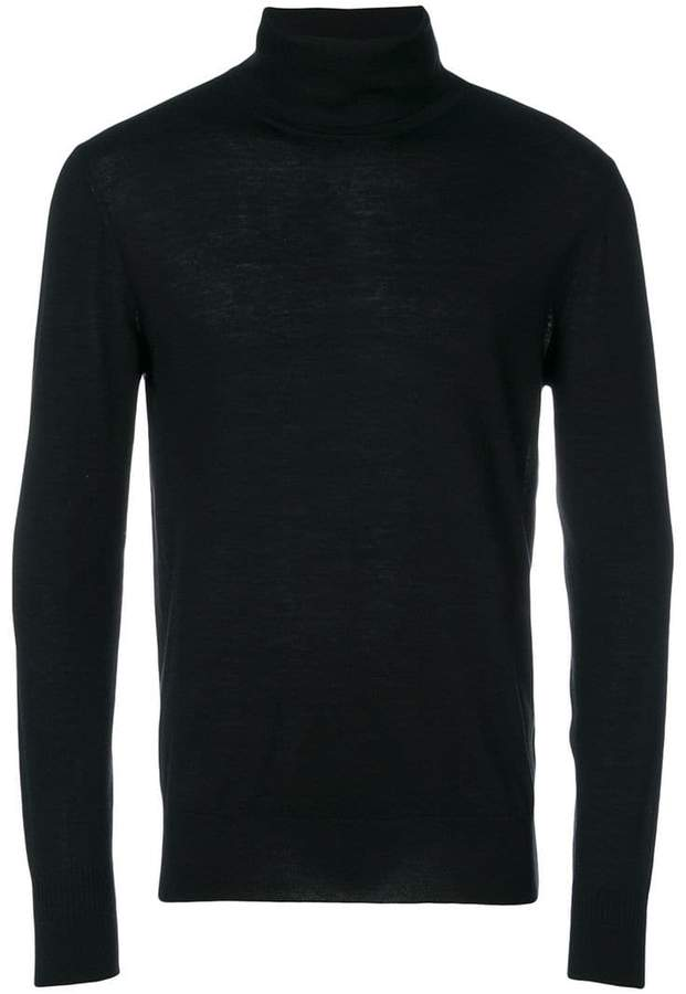 Saint Laurent roll-neck sweater