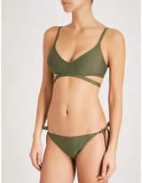 Calvin Klein Core Neo triangle bikini top