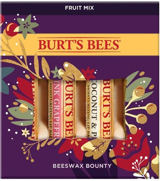 Burt's Bees Beeswax Bounty Fruit Mix Collection Tinted Lip Balm