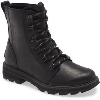 Sorel Lennox Waterproof Lace-Up Boot