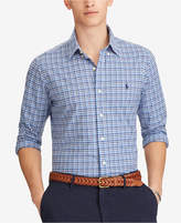 Polo Ralph Lauren Men's Classic Fit Sport Shirt